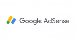 First of all - Google AdSense